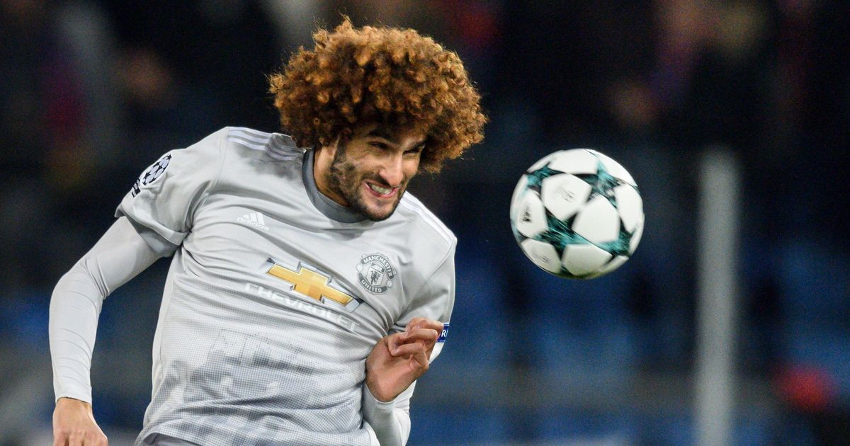 Jose Mourinho fears Marouane Fellaini exit amid Arsenal interest