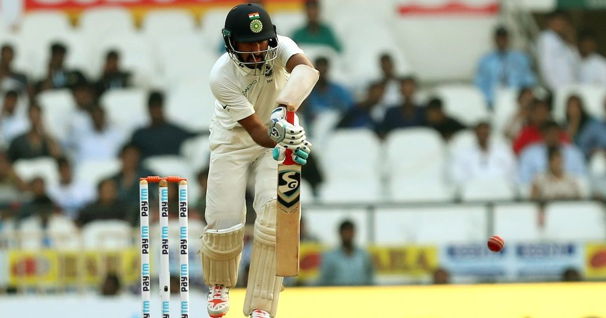 Nagpur Test: Vijay leads solid Indian reply