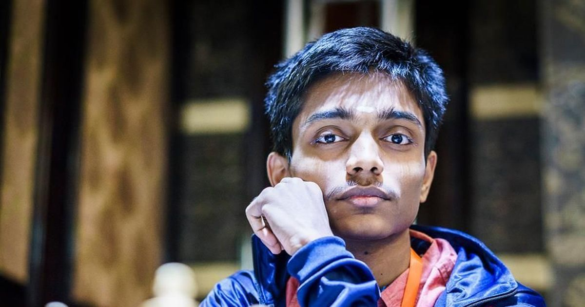 GM Aravindh Chithambaram wins All India Chess Grand Prix Rapid Rating Open