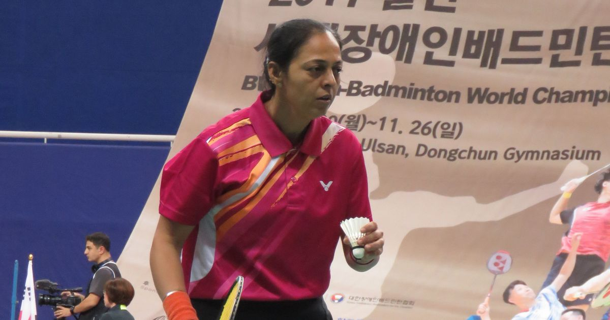 India bags two gold, two silver and six bronze medals in BWF Para world championship