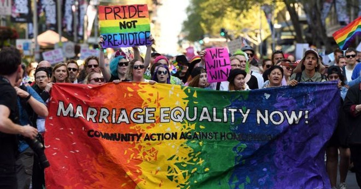 Australia's resounding Yes to same-sex unions hides migrant settlers' aversion to marriage equality