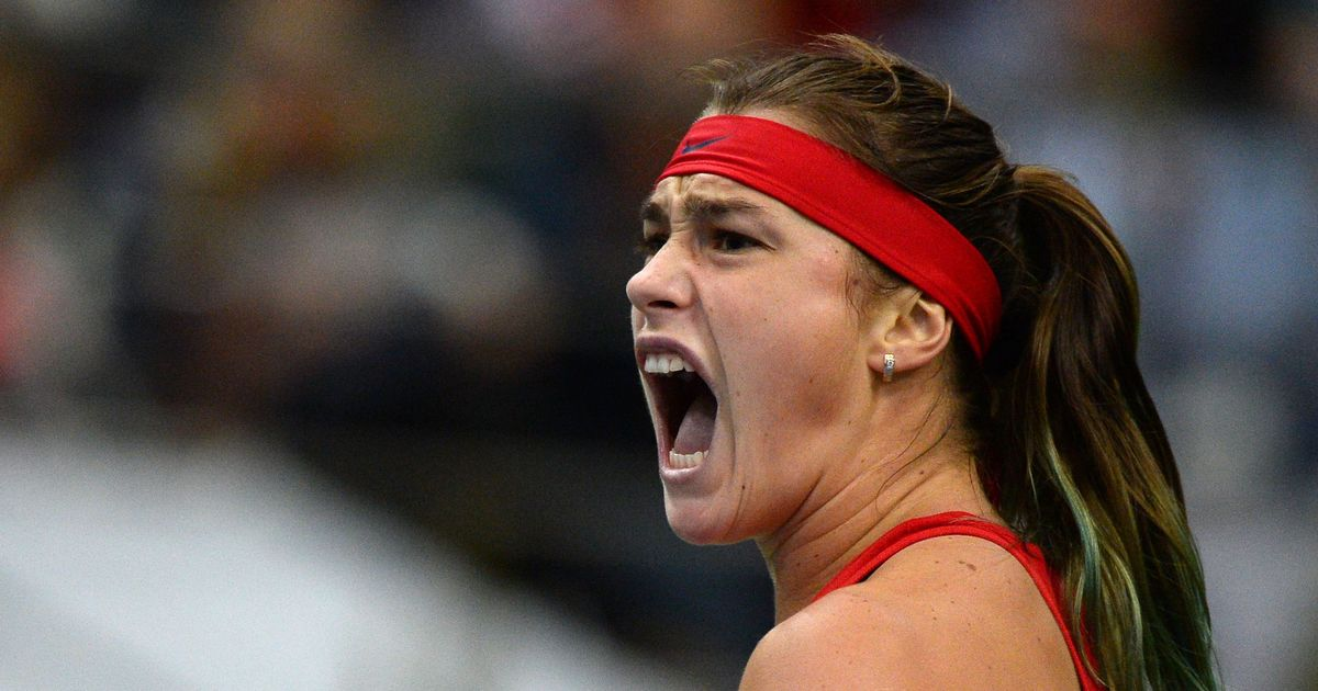 Sabalenka claims L&T Mumbai Open for biggest career title