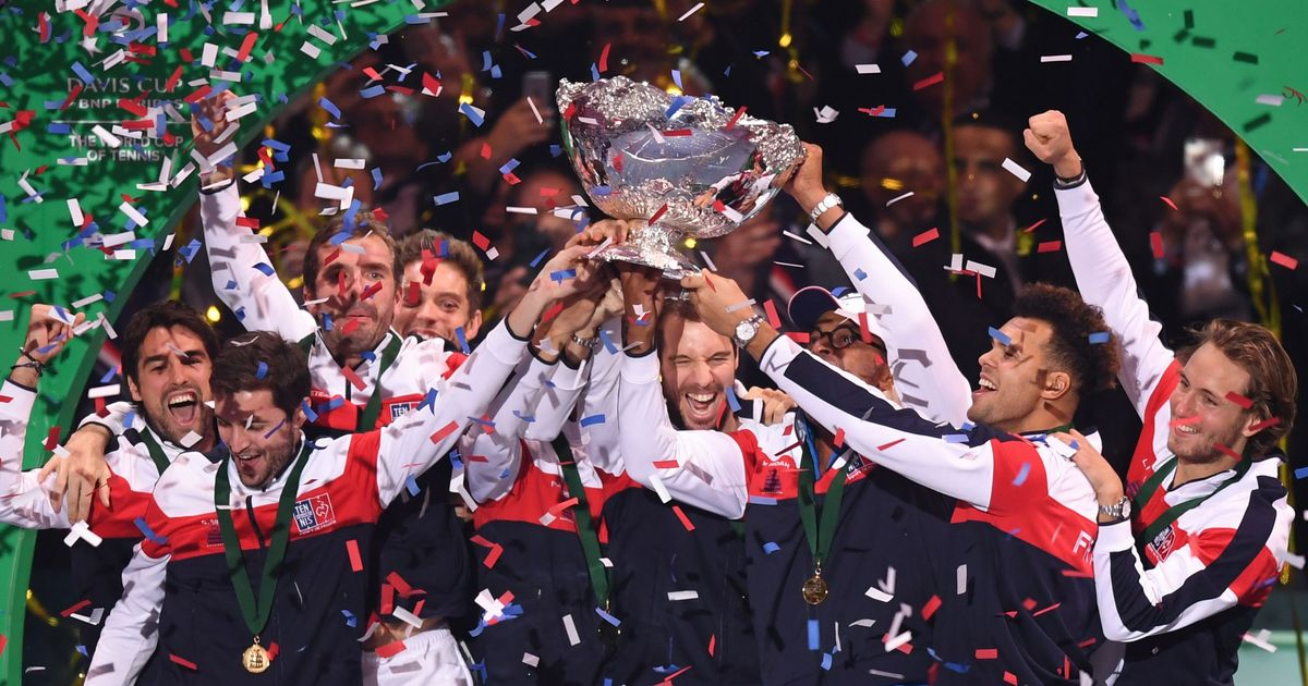 Tennis: Pouille powers France to their 10th Davis Cup triumph