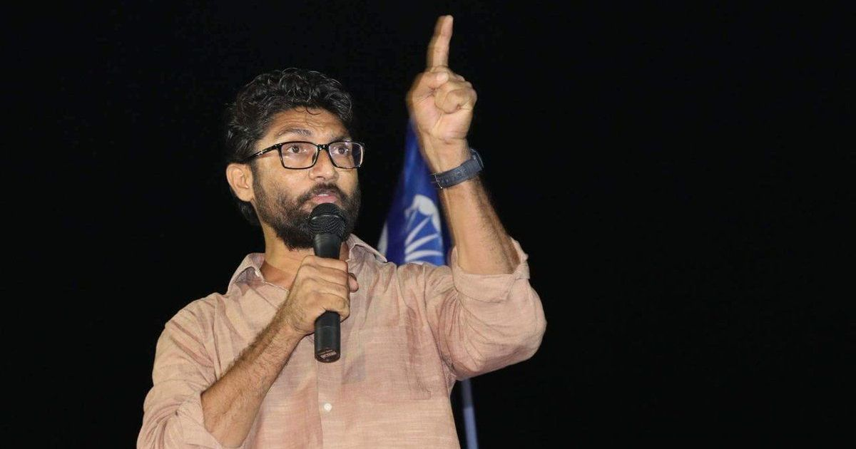 Jignesh Mewani to contest in Gujarat polls from Vadgam