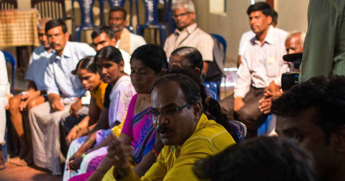 Changing the conversation around mental health in rural India