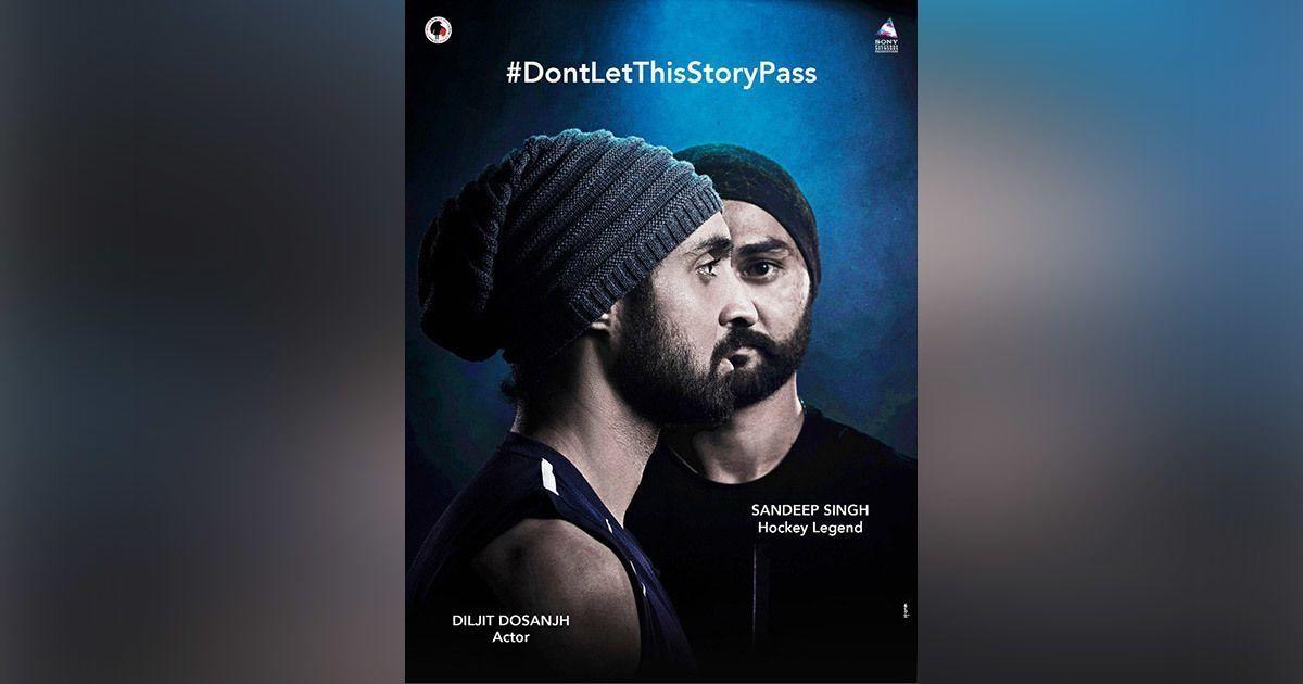 Diljit Dosanjh to play hockey champion Sandeep Singh in biopic