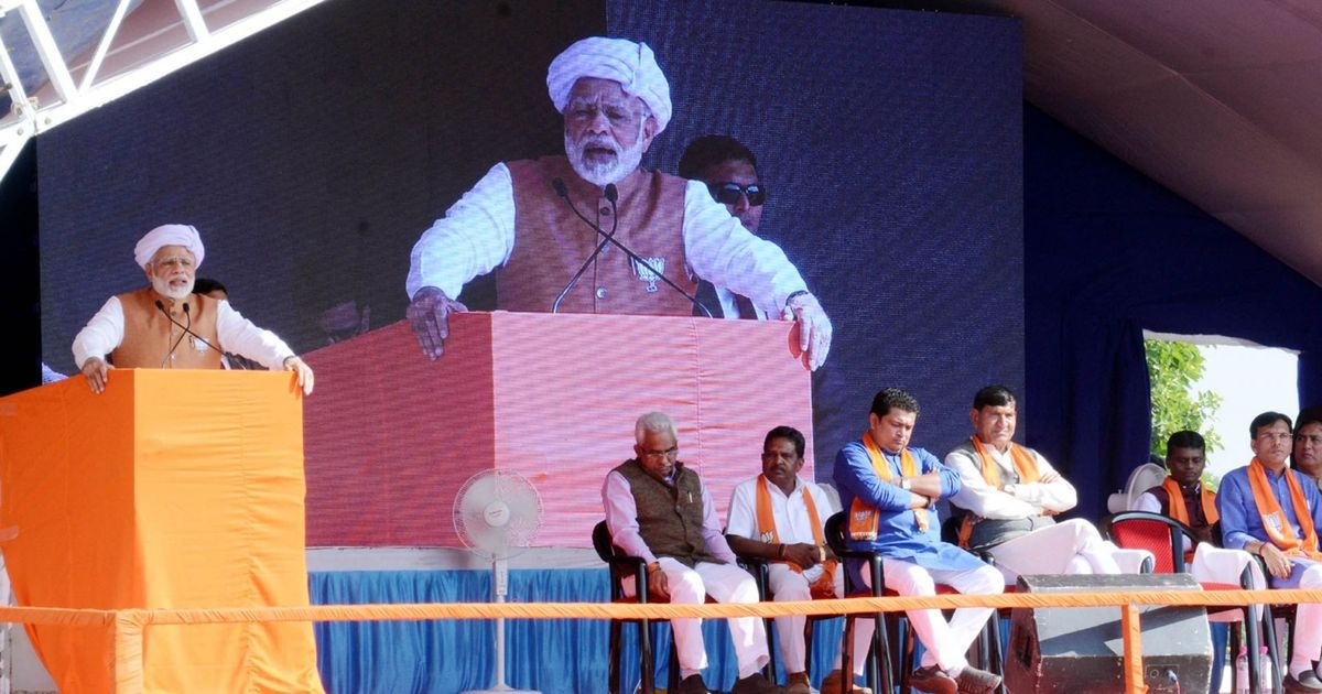 Modi is trying to mislead Gujarat voters, his comments expose his 'unhealthy mindset': Congress