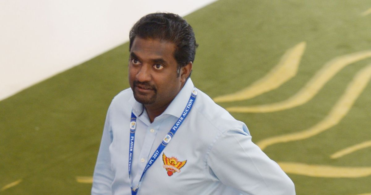 Biopic on Muttiah Muralitharan to release in 2020, Tamil star Vijay Sethupathi to play his role
