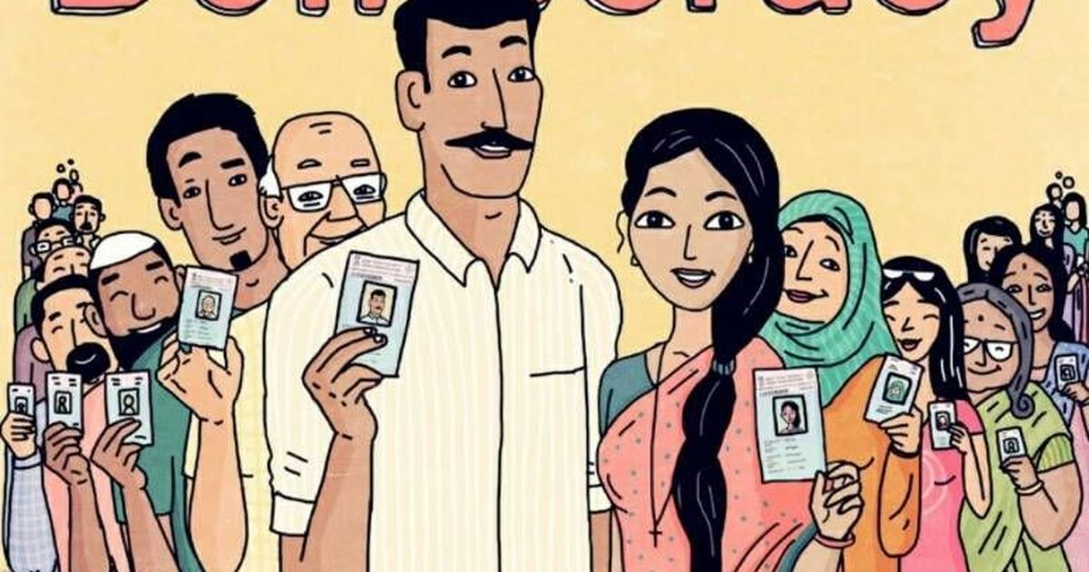 Ahead of Gujarat elections, a new comic book reminds Indians that every single vote matters