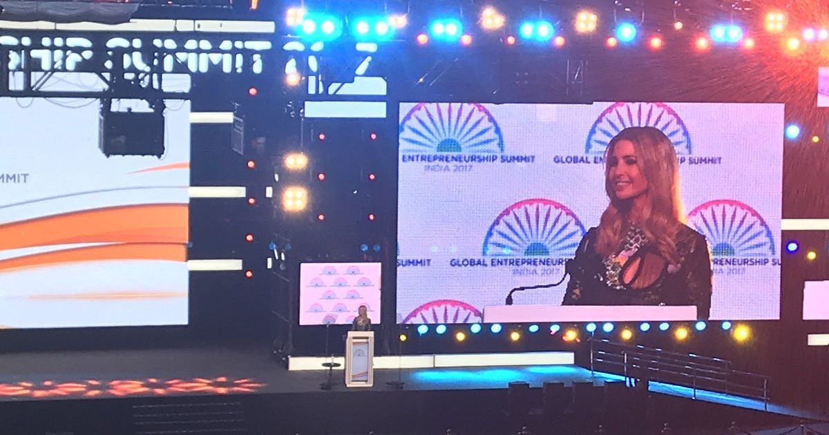 'You have brought transformational change in India': Ivanka Trump tells Modi in Hyderabad