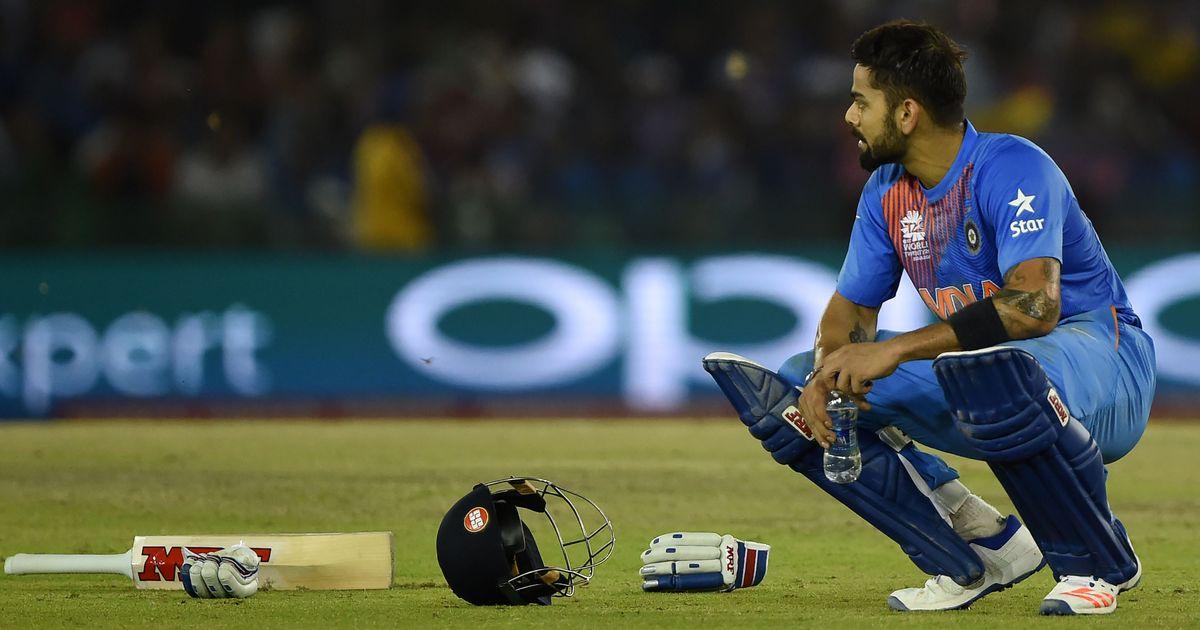 Image result for Kohli undecided on Lanka T20s