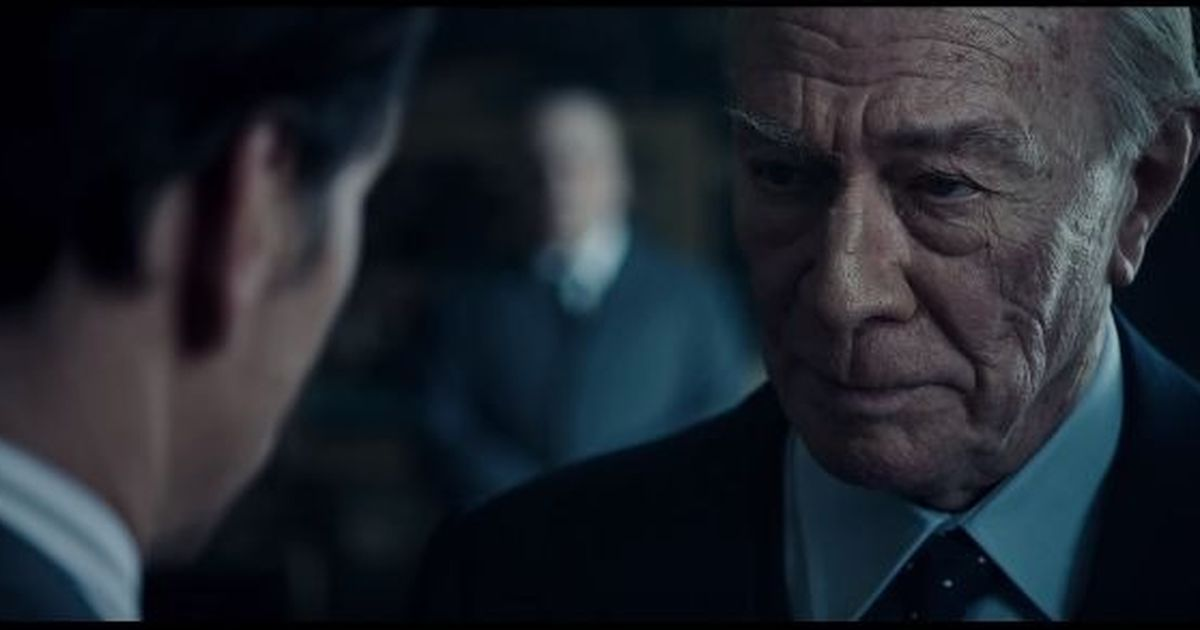 Watch: Christopher Plummer replaces Kevin Spacey in 'All the Money in the World' trailer