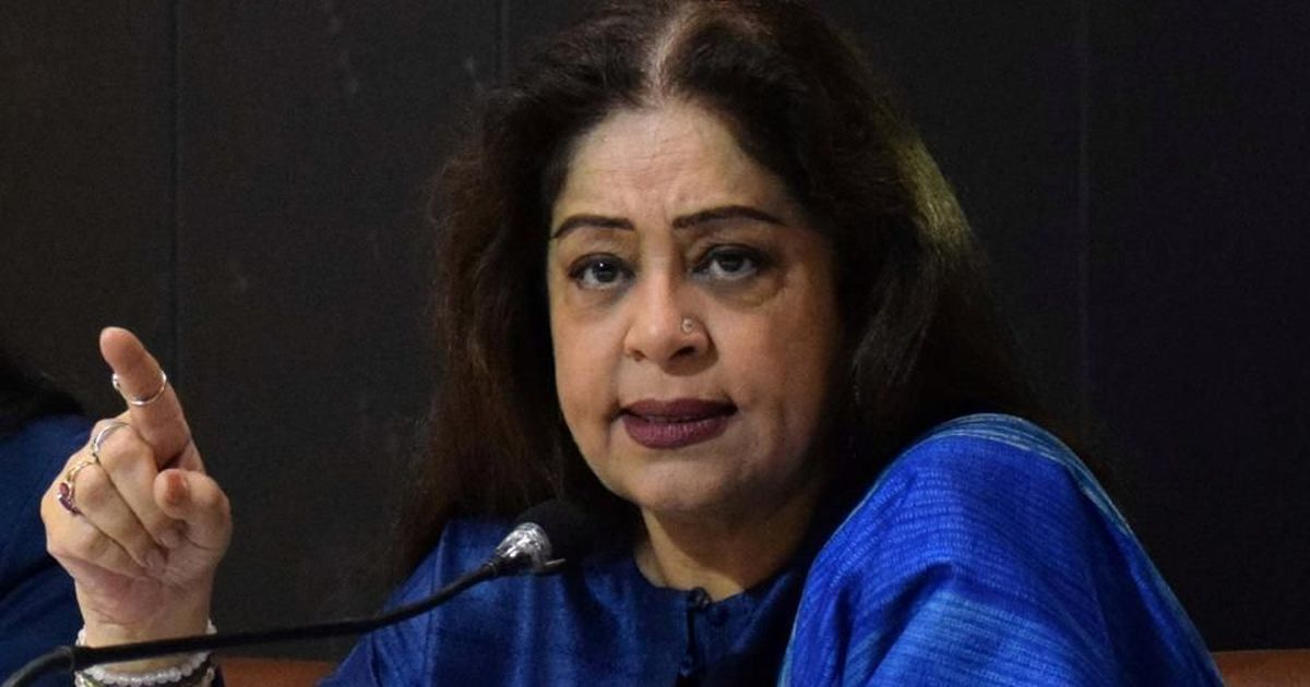 Chandigarh rape survivor should not have boarded auto as 3 men were already in it: MP Kirron Kher