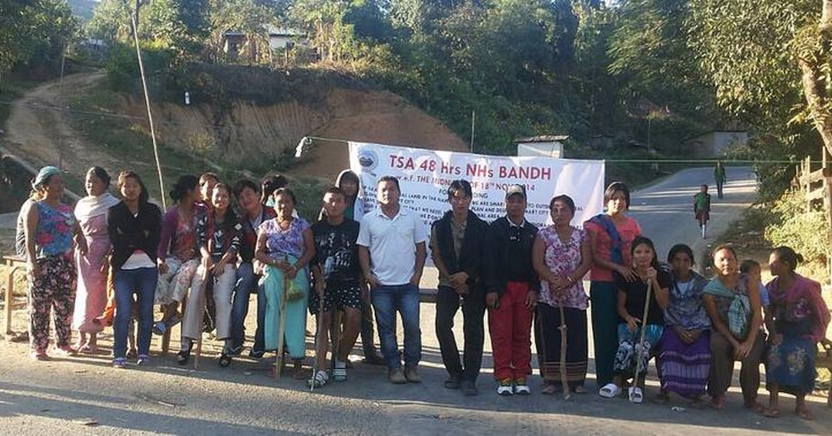 'Government must produce 8 United Naga Council office-bearers'