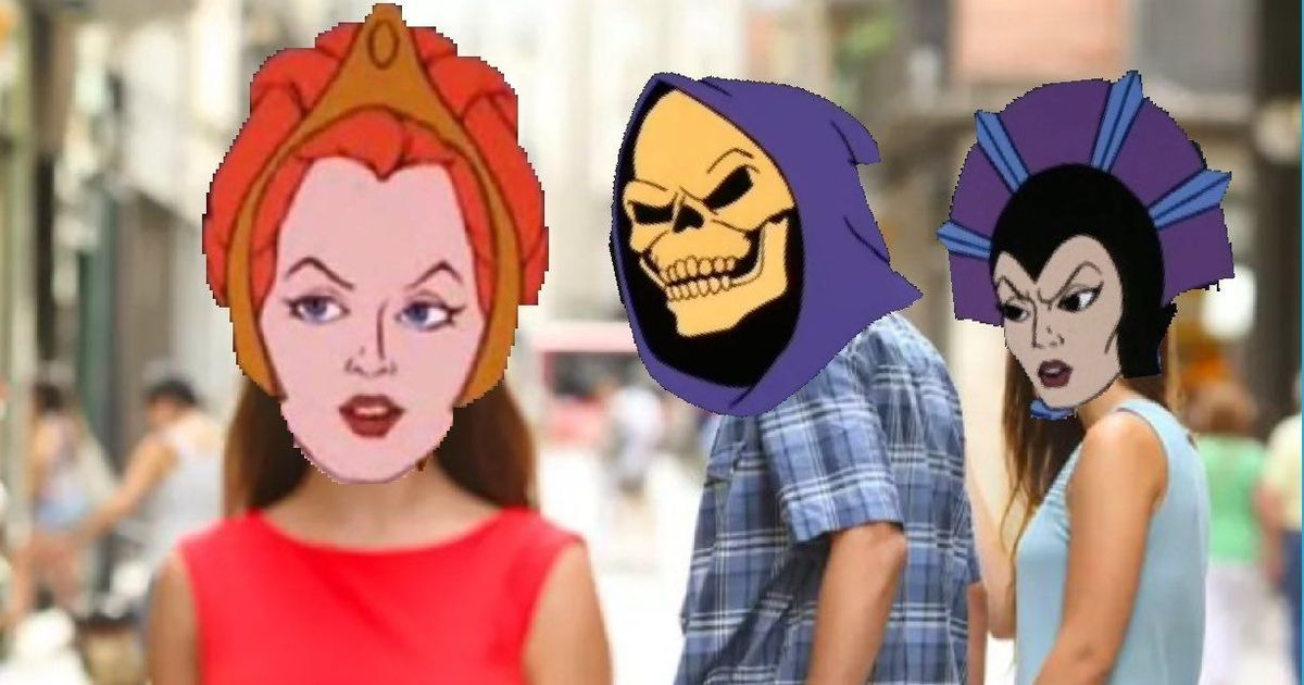 The curious afterlife of Skeletor as a meme trolling Trump, Brexit and, of course, He-Man
