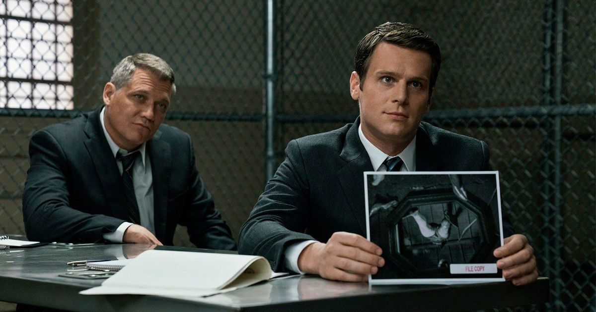 'Mindhunter' Season 2 Is Officially Happening & Here's Everything We Know So Far