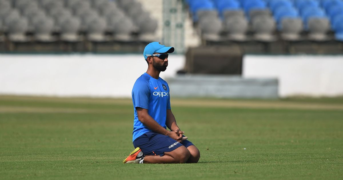 India make three changes to the line-up for Centurion Test