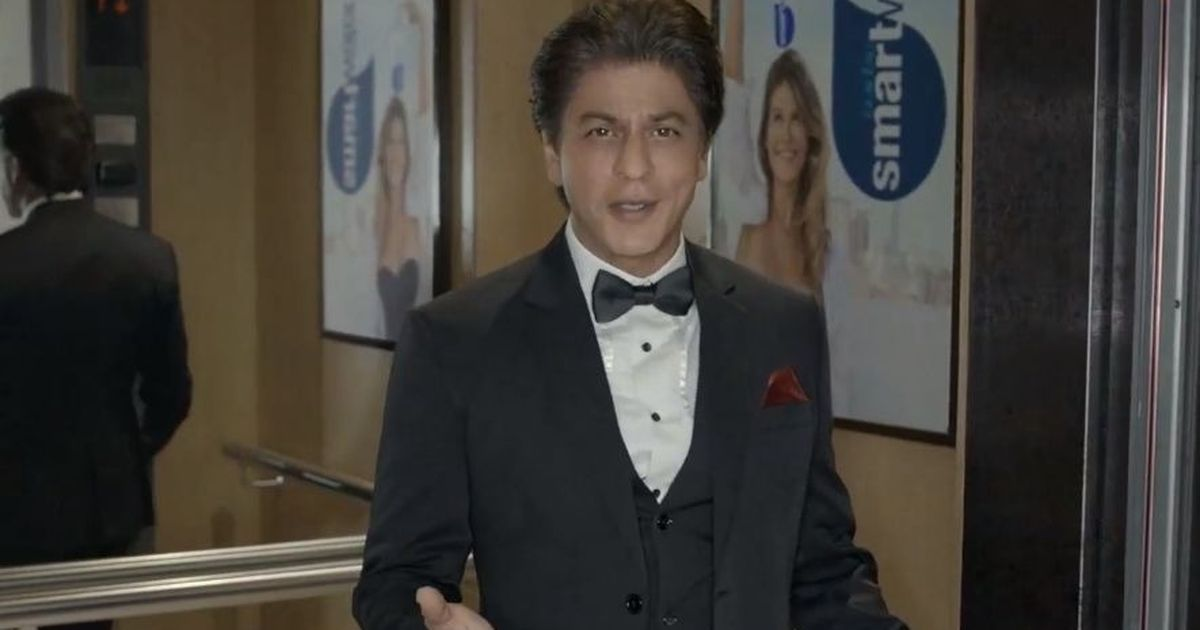 'For those who have ideas, or maybe not': Shah Rukh Khan about 'TED Talks India: Nayi Soch'