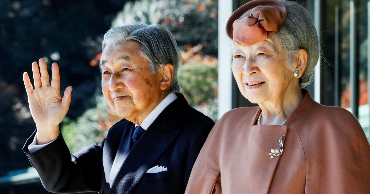 Japan's emperor to step down in April 2019, the nation's first abdication in 200 years