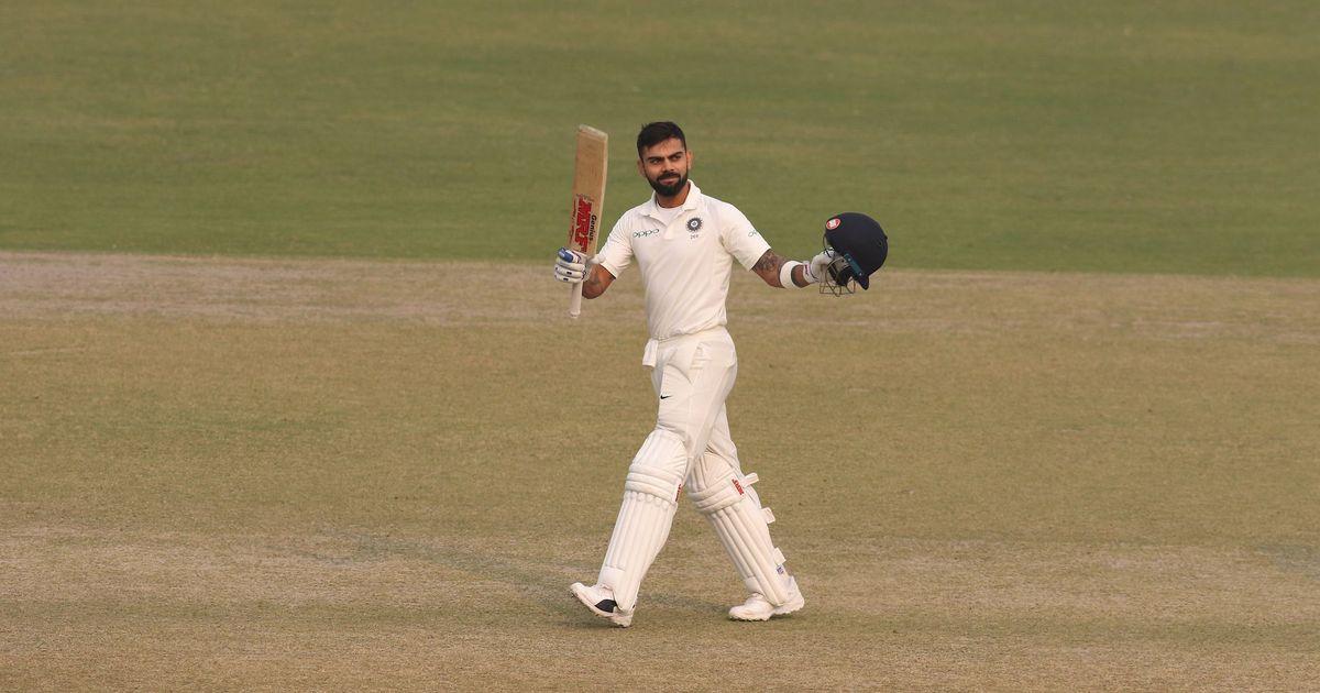 श्रीलंका के खिलाफ आज विराट ने सिर्फ शतक ही नहीं जमाया, कई रिकॉर्ड भी अपने नाम कर लिए हैं!