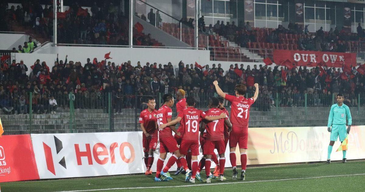 I-League: Shillong Lajong defeat Churchill Brothers 2-0