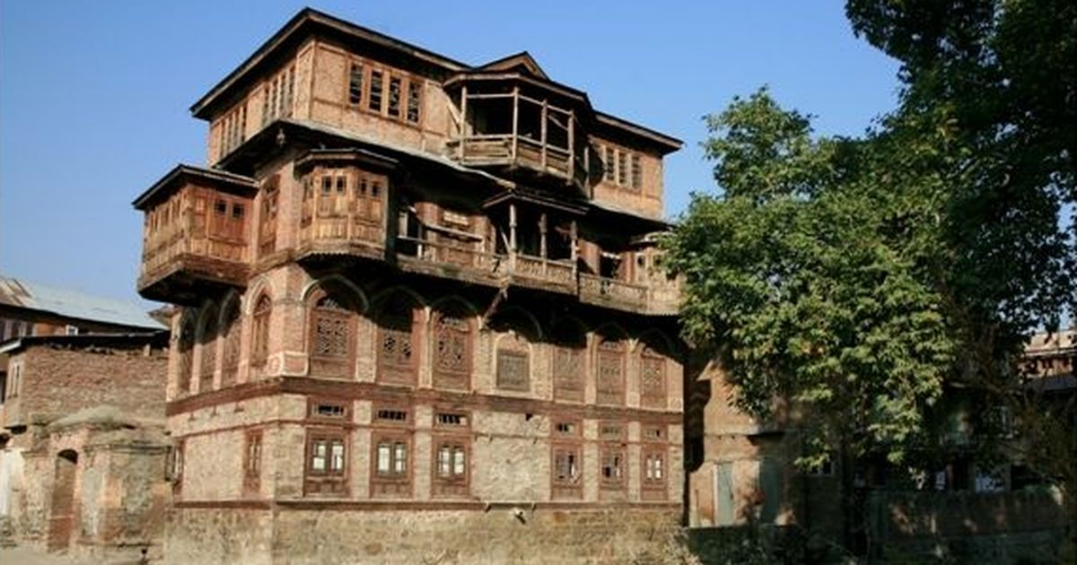 Chilling Change As Kashmirs Taste In Architecture Changed Its Homes Became Colder