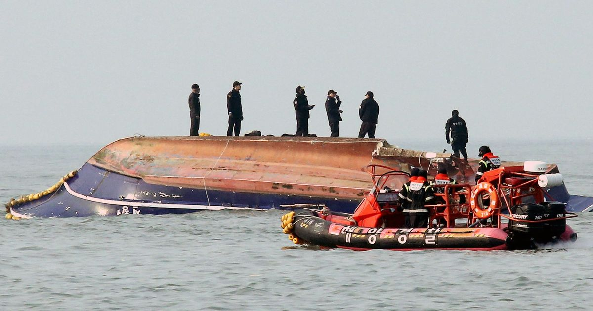 'At least' 13 dead as fishing boat capsizes in South Korea