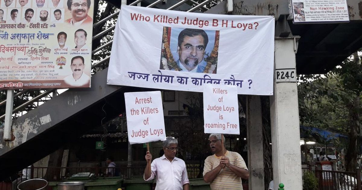 What we now know about the death of Special CBI judge Brijgopal Loya