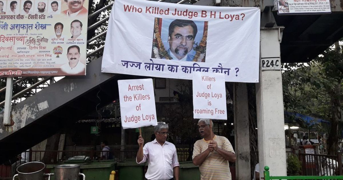 After high drama, Supreme Court agrees to hear pleas for enquiry into judge Loya's death