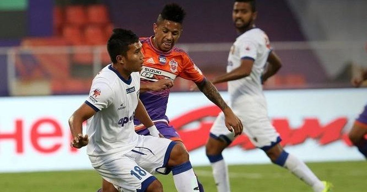 ISL: How Chennaiyin FC kept their unbeaten streak against FC Pune City alive
