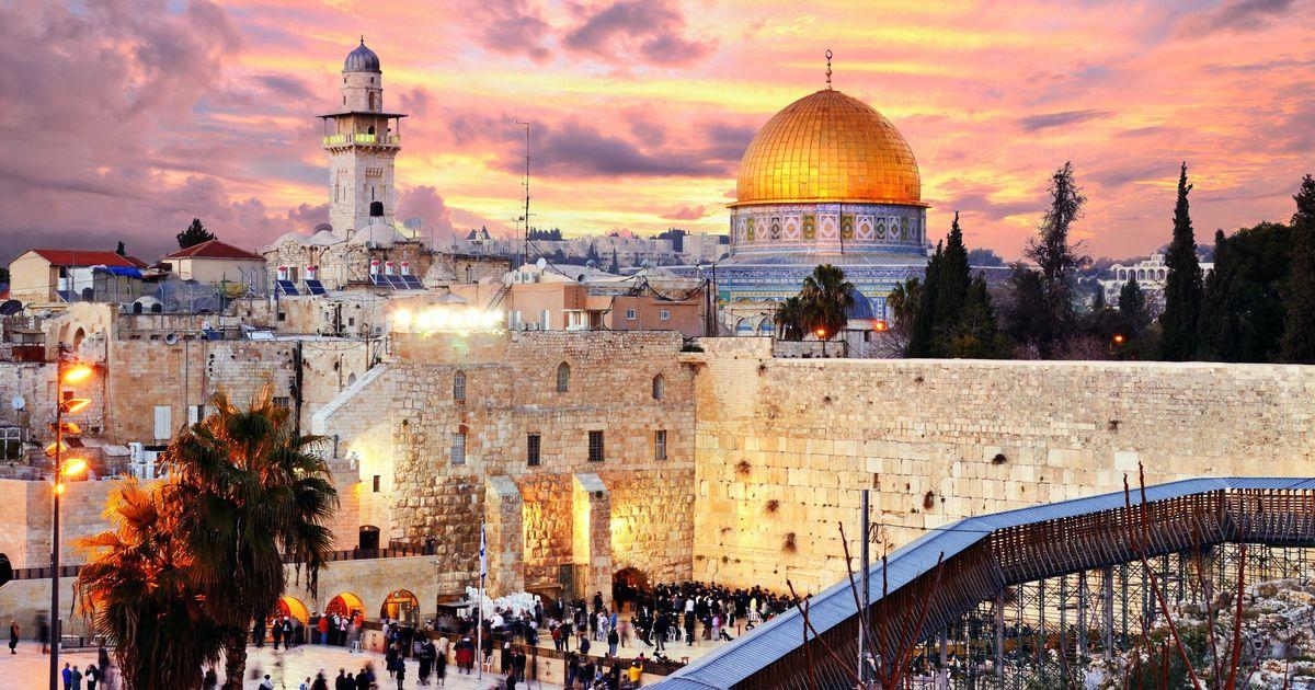 अरब देशों की अमेरिका को चेतावनी,कहा - जेरूसलम को इजरायल की राजधानी बनाया तो अच्छा नहीं होगा