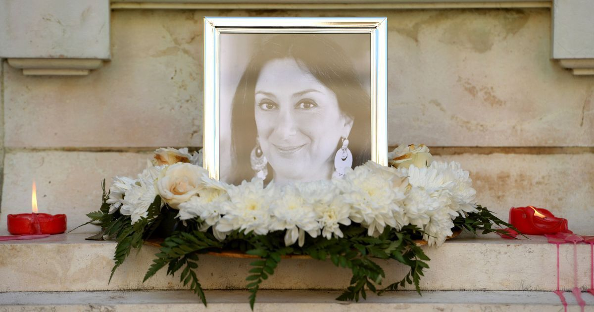 Malta: Police arrest 10 for murder of journalist who led investigation into the Panama Papers leaks