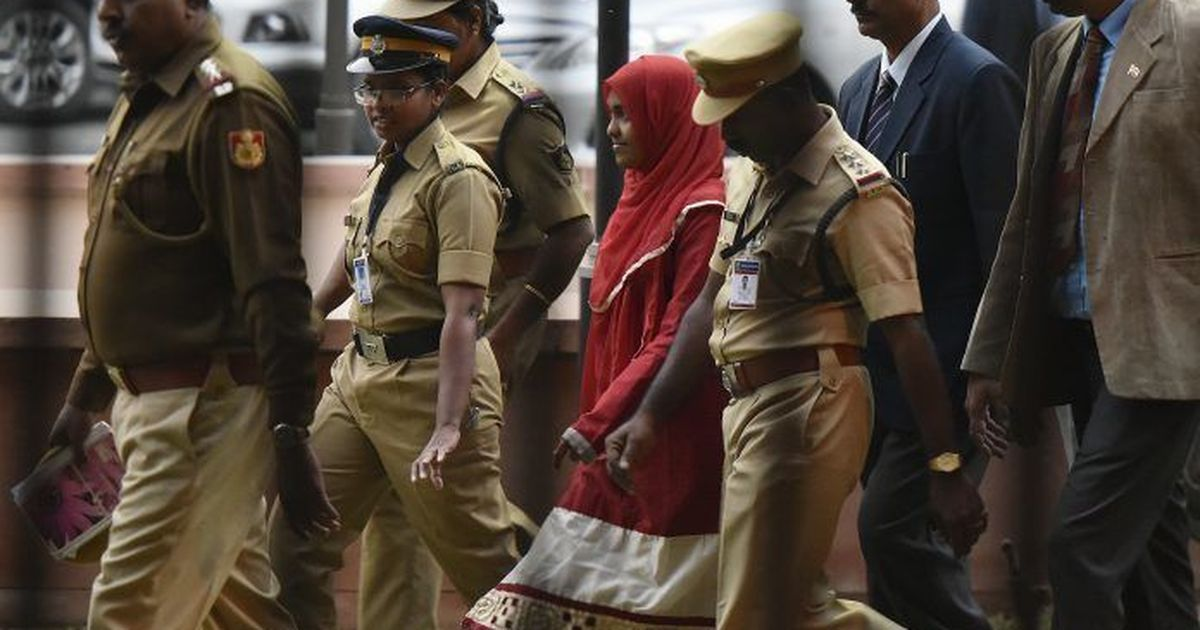 I am a Muslim, will remain one, says Hadiya