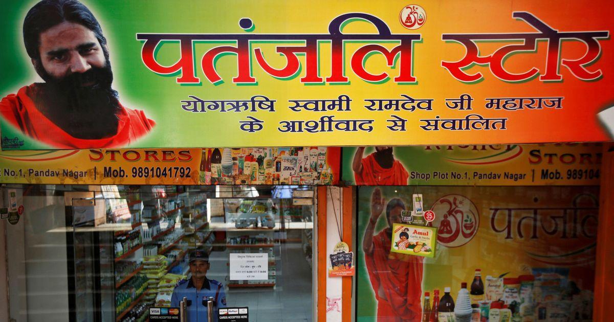 Baba Ramdev's Patanjali: Facebook, Google, Youtube to remove