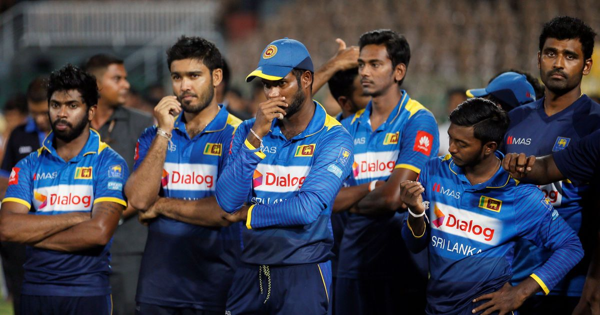 Unhappy with team selection, Sri Lanka sports minister stops ODI players' departure to India
