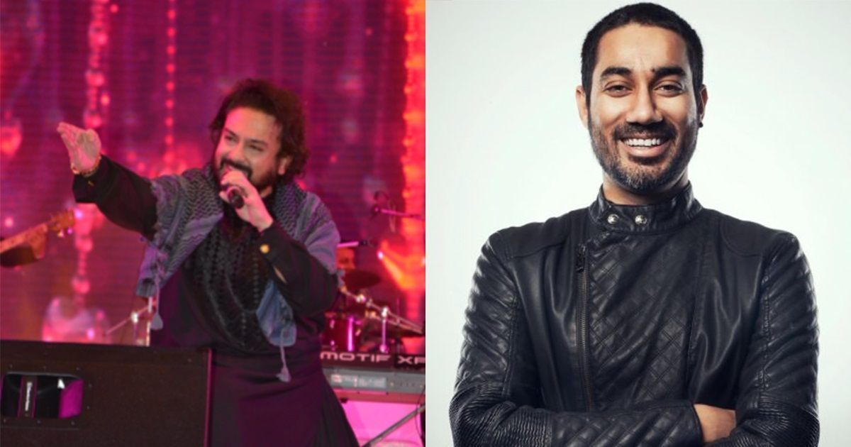 'Thanks for eating half my set time': Nucleya takes on Adnan Sami for delaying his act at music fest