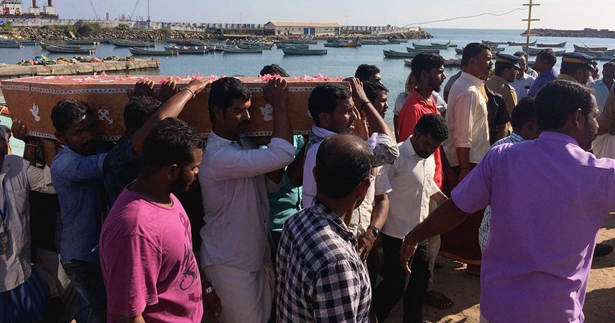 Cyclone Ockhi tragedy: Angered by Kerala's inaction, fisherpeople launch their own search squads