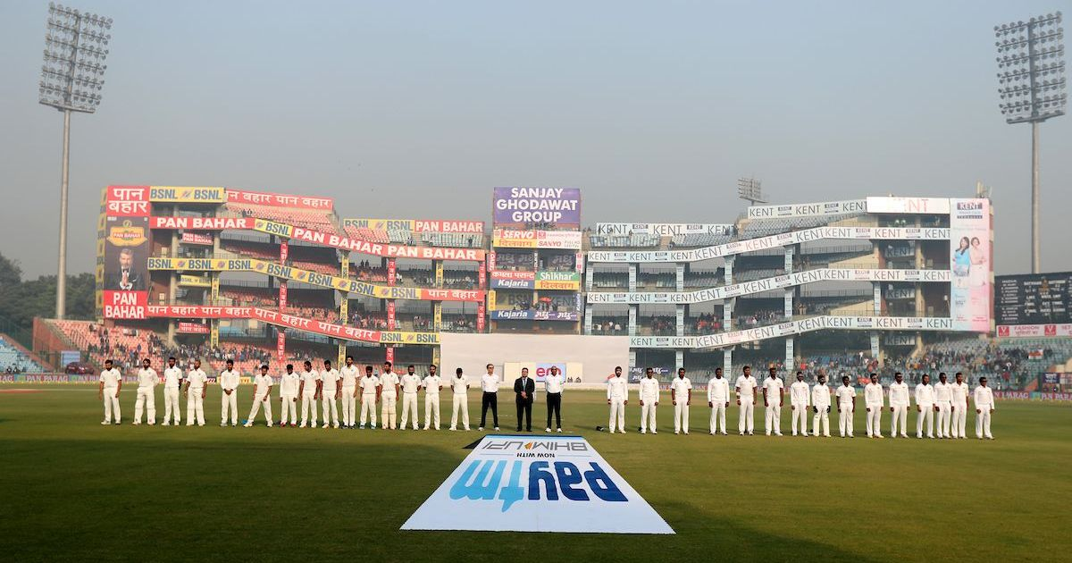 No international cricket in Delhi till 2020, not due to pollution, but rotation policy