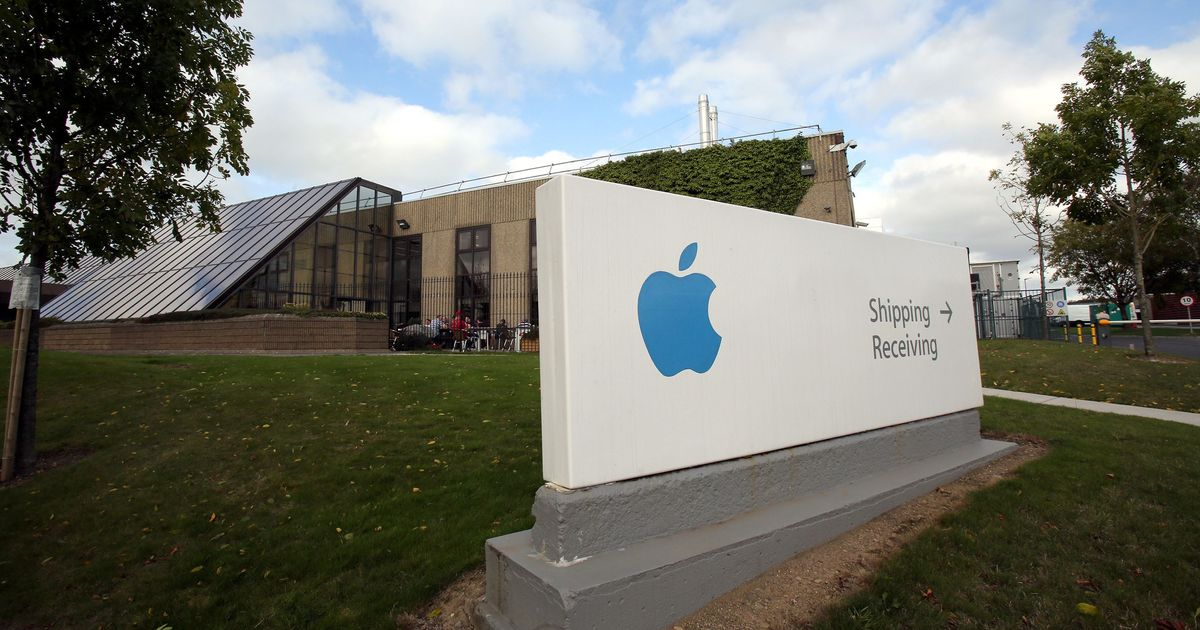 Government reaches agreement on €13bn Apple tax account
