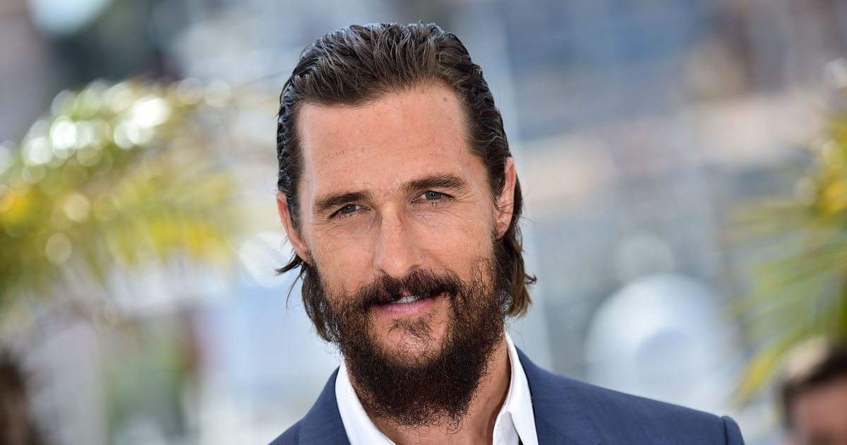 Matthew McConaughey as Jack Dawson in 'Titanic'?  It could have been, says Kate Winslet