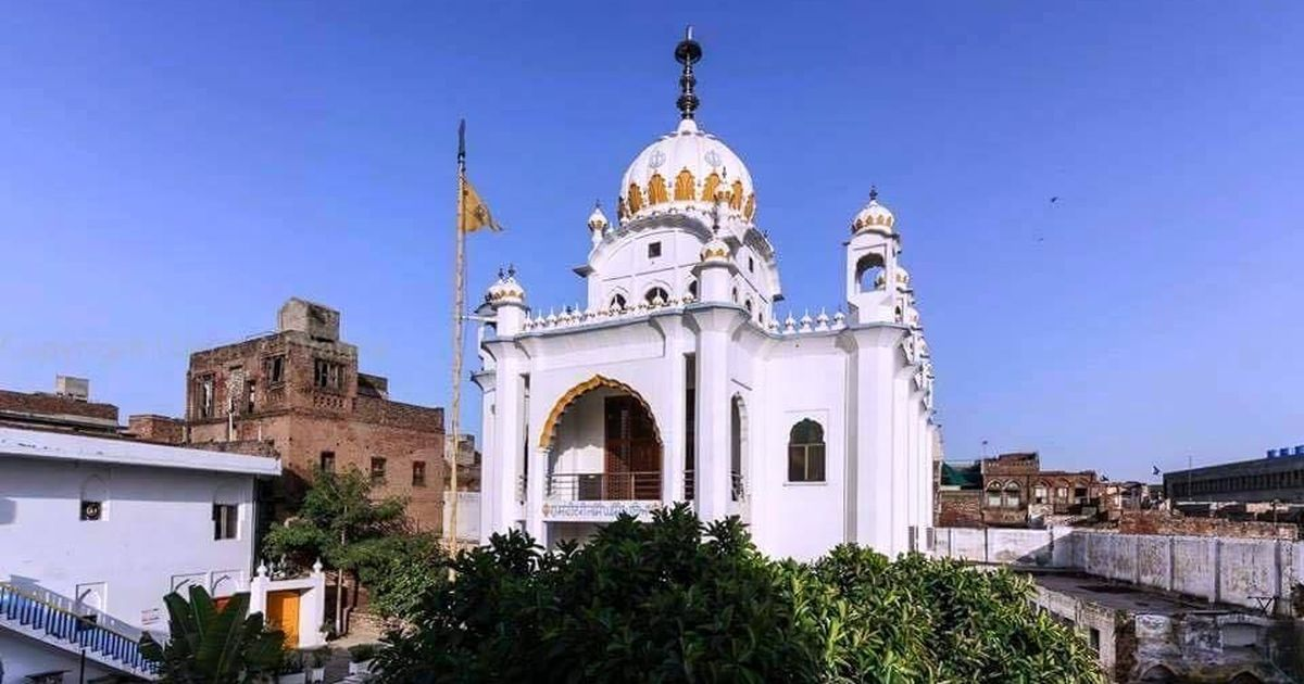 Ayodhya parallel: A gurdwara in Lahore was at the core of a bitter battle between Sikhs and Muslims
