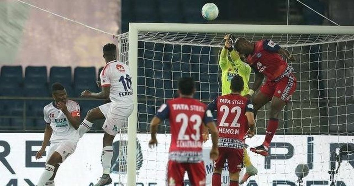ISL: Azuka header gives Jamshedpur FC's first win of the season