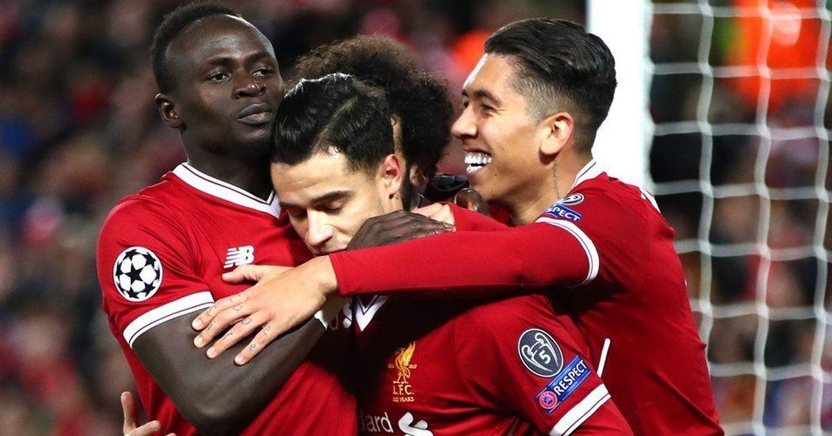 Coutinho's hat-trick propels Liverpool into Champions League round of 16, thrash Spartak 7-0