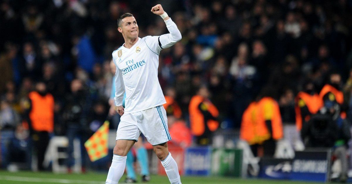Another Champions League record for Ronaldo as Real Madrid edge out Dortmund 3-2