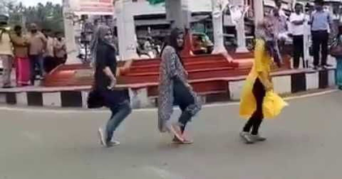 Kerala women's panel seeks police action against those who trolled three Muslim women for flash mob