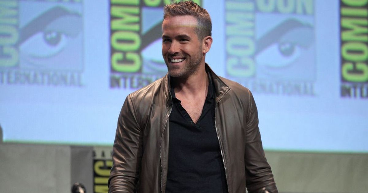Pokemon Movie Detective Pikachu Will Star Ryan Reynolds...As Pikachu