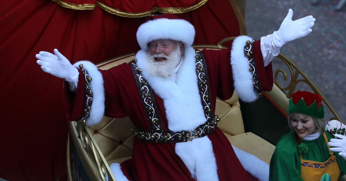 Ancient bones could have come from man who inspired Santa Claus legend, says new study