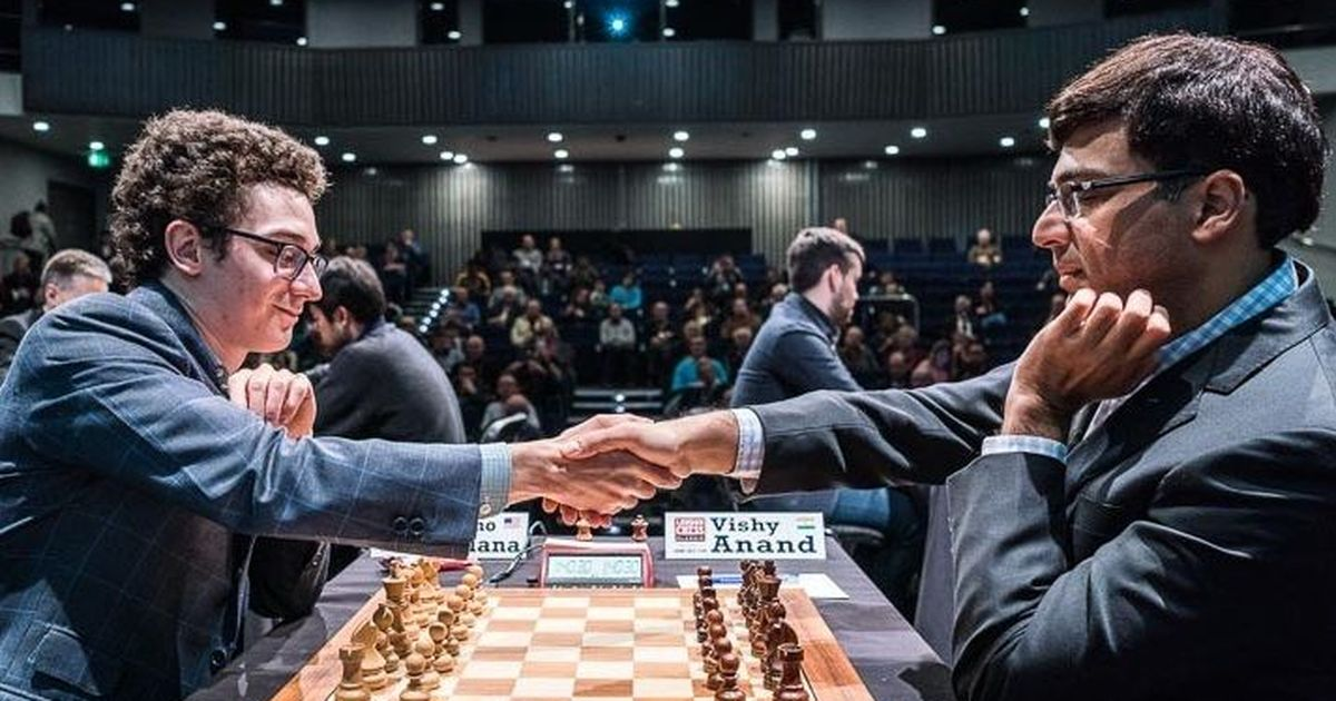 London Chess Classic: Anand's at the bottom after fifth-round loss to Caruana
