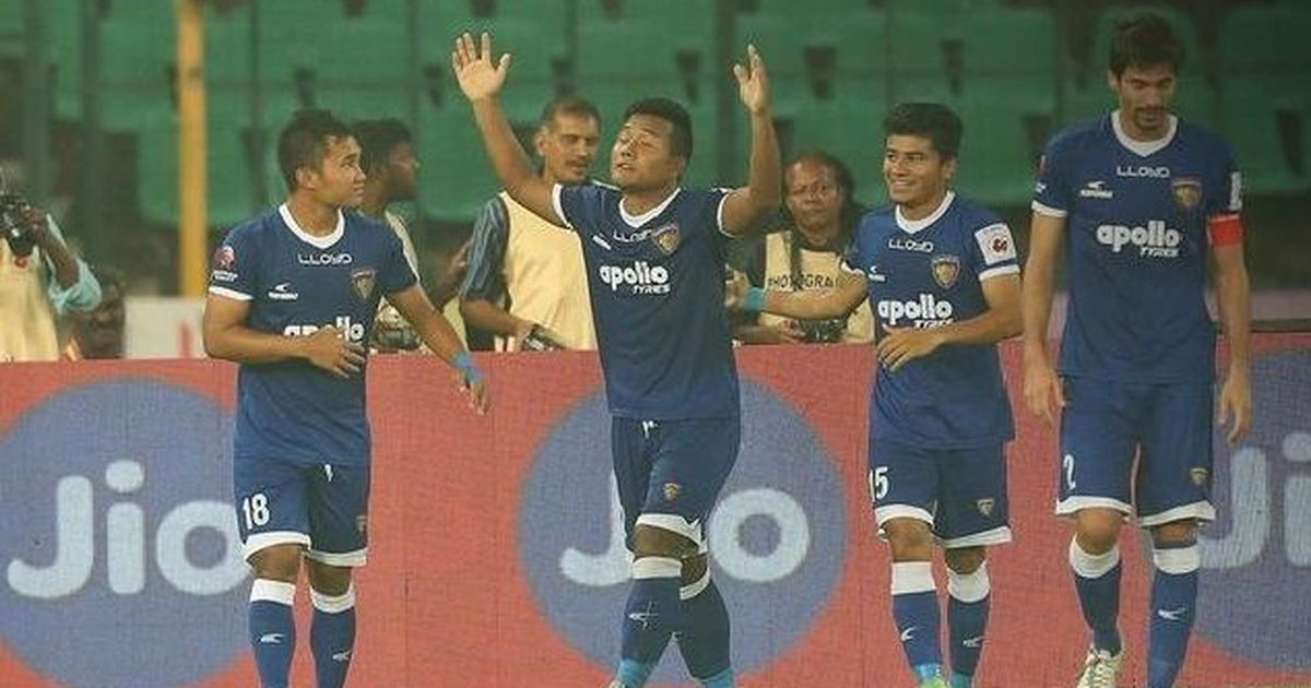 ISL: Jeje's last-minute strike helps Chennaiyin FC edge out ATK in thriller