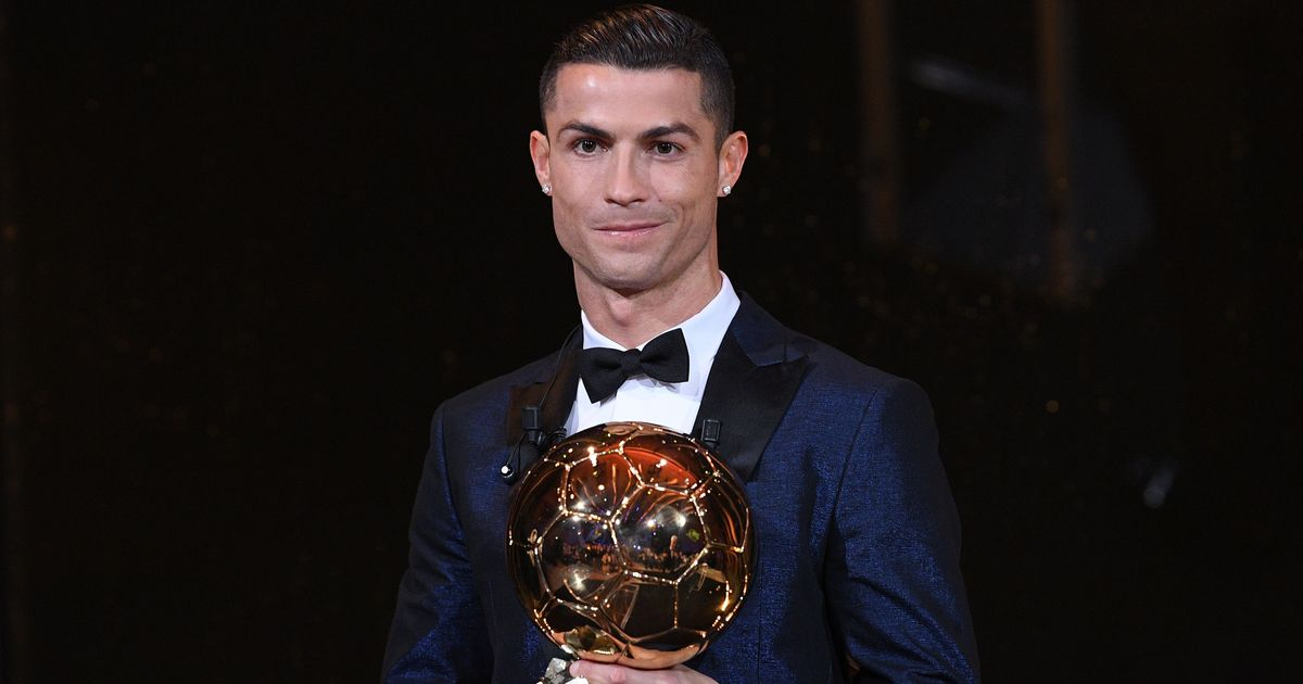 Cristiano Ronaldo wins fifth Ballon d'Or award, equals Lionel Messi's record